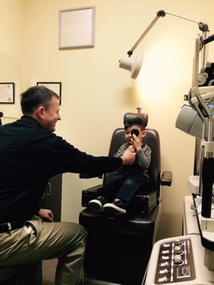 Kids Eye Exams Rochester Hills, Michigan