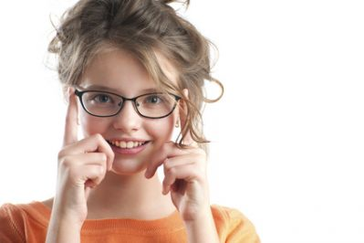 Kids Eye Glasses - Sports Related Eye Injury